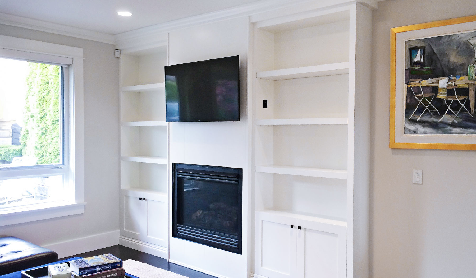 Kitchen Cabinet Spraying Vancouver